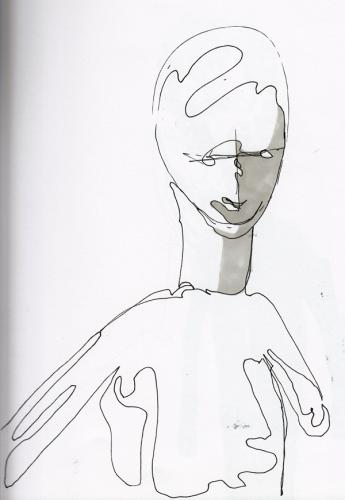 Face speed sketch