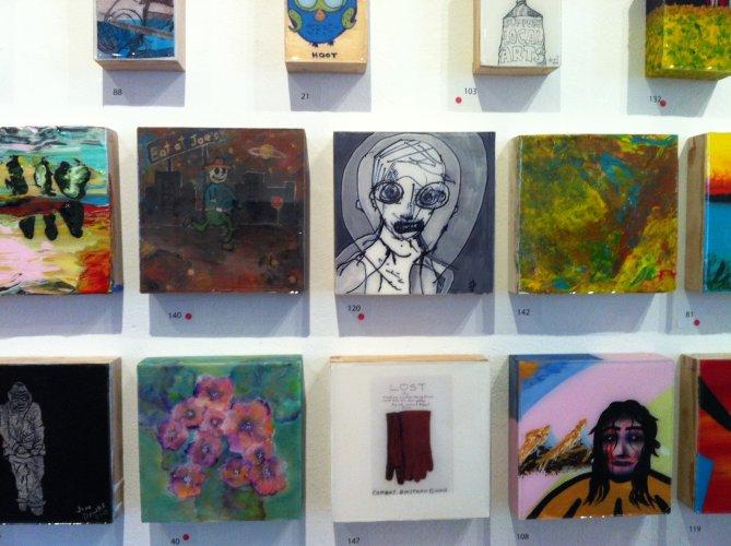 Mini Painting at Gallery Gachet
