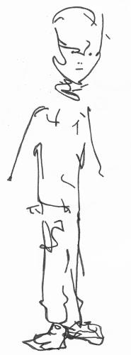 20 Second Sketch